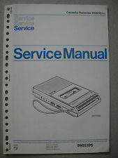 PHILIPS d6600 service manual