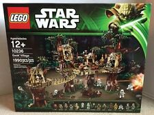 LEGO Star Wars 10236 Ewok Village,1990 Pcs LEGO SETS+16 Minifigures  WW SHIPPING