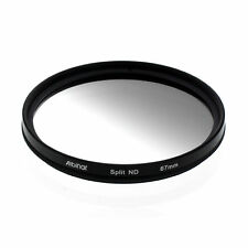 Albinar 67mm Split ND Gradual Grey Graduated Neutral Density Filter Camera Lens
