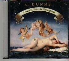 (CR204) Peter Dunne, Guitars Sitars & Shangrilas - 2011 CD