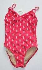 J Crew Factory Swim Tank in Coral Leaf Seaside Coral #A6020 Small $84