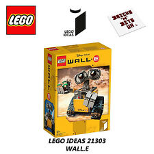 LEGO IDEAS 21303 WALL E BRAND NEW AND SEALED