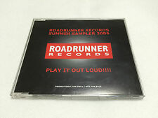 ROADRUNNER JAPAN RECORDS Summer Sampler 2006 Not For Sale CD Killswitch etc.