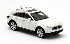 Infinity FX50 Version 2 2010 Pearl 1:43 Model NEO SCALE MODELS