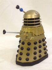 Doctor who Gold Dalek supreme leader action Figure 5.5 Character Options