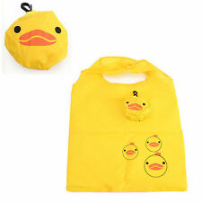 Lovely Reusable Storage Bag Shopping Tote Foldable Cute Animal Purse Eco
