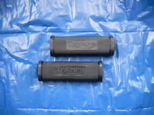 TRIUMPH TWINS AND SINGLES NEW REAR FOOTREST RUBBERS TO FIT 1946 TO 1970 MODELS