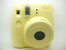 FUJI FILM INSTAX MINI 8 INSTANT CAMERA YELLOW By 1st CLASS ROYAL MAIL