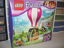 LEGO FRIENDS   HEARTLAKE HOT AIR BALLOON       SET # 41097 NIB