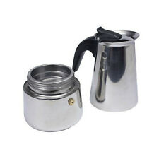 Terrific 2-Cup Percolator Stove Top Coffee Maker Espresso Stainless Steel Pot RM