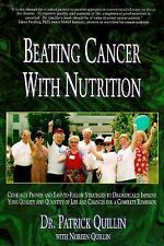 Beating Cancer with Nutrition : Optimal Nutrition Can Improve Outcome in Medical