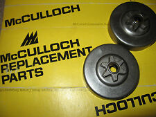 NEW McCulloch Mini Mac 30 35 25 110 120 130  2.0 310 320 330 Chainsaw Sprockets