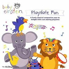 Baby Einstein - Playdate Fun (2006) - Used - Compact Disc