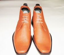New-Ted Baker Men'sTan ASHCROFT  Ankle leather Boots Sizes UK- 9