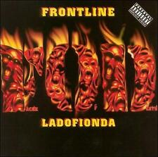 Audio Cassette Frontline / Ladofionda  - Facez of Death New