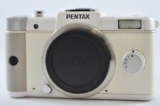 [Exc⁺⁺] PENTAX Q 12.4MP White (Body only) Mirrorless Digital SLR Camera