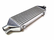 """Universal FMIC Intercooler 420mm x 160mm x 65mm core 2.5"""" Central Inlet/Outlet"""
