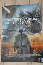 Filmposter Filmplakat A1 DINA1 - World Invasion: Battle Los Angeles - Neu