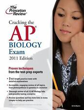 Cracking the AP Biology Exam, 2011 Edition (College Test Preparation)
