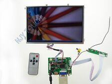 "10.1"" LP101WX1-SLP2 1280x800 IPS Screen Plus HDMI VGA AV Remote LCD Controller"