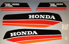 HONDA XL185S RESTORATION DECAL SET 2