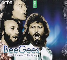 Bee Gees The Ultimate Collection Box set 3CDS Box set New Nuevo Sealed