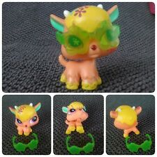 Littlest Pet Shop GROOVIEST HIPPIE GOAT NO # CHEVRE HIPPIE SPECIAL EDITION Acc.