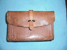 WWII U.S.Army Issue BAR Leather Tool Pouch Sears 1943 - Browning Automatic Rifle