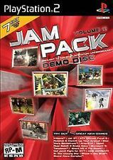 Jampack Vol. 11 RP-M Rating (Sony PlayStation 2, 2004)