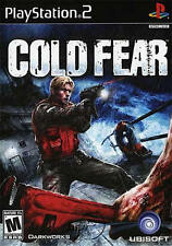 Cold Fear PS2 New Playstation 2