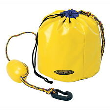 Sand Bag Anchor with Buoy for PWCs and Small Boats - Fill With Sand or Rocks