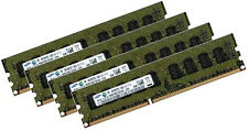 4x 4GB 16GB DDR3 1333Mhz ECC für Dell Precision Workstation T1600 PC3-10600E Ram