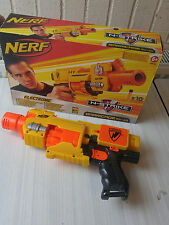 NERF N-STRIKE BARRICADE RV 10 / SEMI AUTOMATIC RAPID FIRE GUN