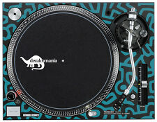 Technics SL1200 / SL1210 / Mk2 - Record Turntable Decal - Sticker Skin 01