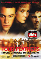 THE FOUR FEATHERS - HEATH LEDGER - KATE HUDSON - WES BENTLEY - DVD