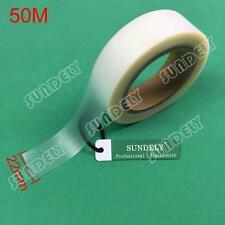 50m Seam Sealing Tape (22mm) Iron On Hot Melt 2layer Waterproof PU Coated Fabric