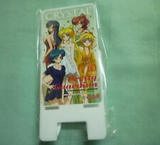 Sailor Moon Rare Crystal Sumaho Phone Stand Japan First Exclusive from CD music