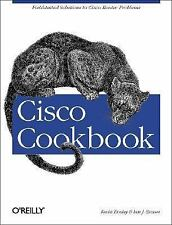 Cisco Cookbook by Ian J. Brown and Kevin Dooley (2003, Paperback)