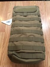 Condor HCB Tactical MOLLE Pals Hydration Carrier W 2.5l H2o Bladder Tan HCB-003