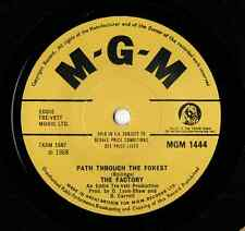 "THE FACTORY - ""Path Through The Forest"" Psychbeat classic, hear both sides."