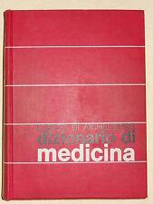 DIZIONARIO DI MEDICINA PER LE FAMIGLIE - U. DI AICHELBURG - U.T.E.T 1969