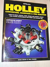 Holley Carburetors Select Install Repair Tune Modify MANUAL 4175 4160 4011 2300+