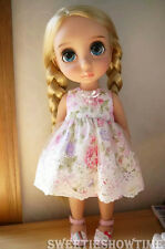Disney Baby doll clothes Lace Dress Princess clothing Animator's collection FW