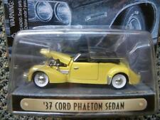 1937 CORD PHAETON SEDAN     1999 RACING CHAMPIONS MINT  3.25 INCH     1 OF 9,999