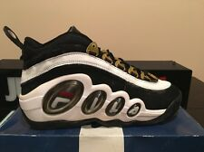 FILA BUBBLES MID SIZE 10.5 DS OG VINTAGE HILL STACKHOUSE NBA KICKS ON COURT PE