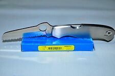 SPYDERCO RESCUE C14S ATS-55 BLADE SEKI-CITY JAPAN Early Model.Collector Must see