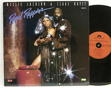 Millie Jackson & Isaac Hayes royal rappin's France NM # M