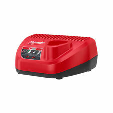 NEW MILWAUKEE 48-59-2401 M12 12V 12VOLT REDLITHIUM BATTERY CHARGER(CHARGER ONLY)