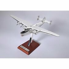 Atlas Editions - BOEING 314 'CLIPPER' (1938) Chrome Aeroplane Model Scale 1:200