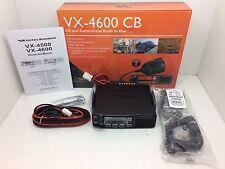 Globe Roamer Brand New Vertex VX-4600 80 Channel UHF CB Commercial Mobile Radio